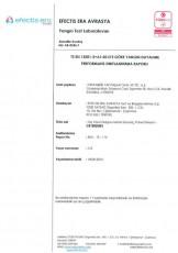 E60 Taşyünü Panel 100mm Yangına Dayanım Raporu