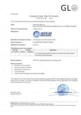 NFPA 5000 Sertifika