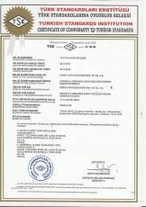 TS EN 13162