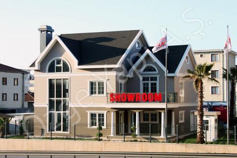 Amerikan  Mimarisi Villa