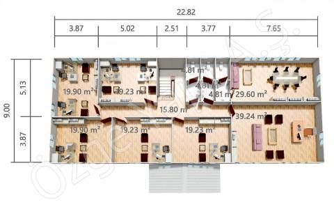 PRO 415 m2 - 1. Kat