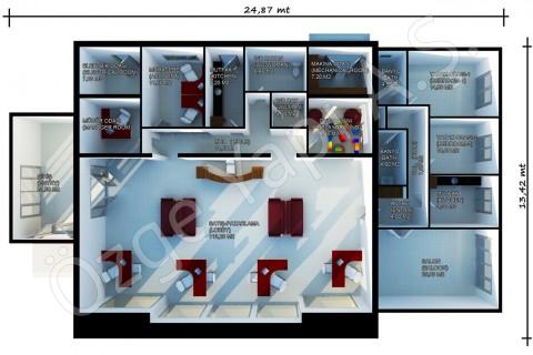 Satış Ofisi 318 m2