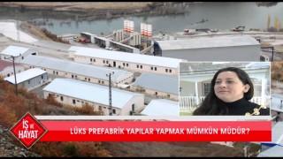 İstanbul Yapı Fuarı 2015 İş ve Hayat (Kanal A)